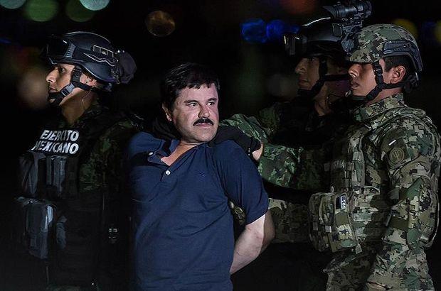 'El Chapo' ABD'ye iade edilecek