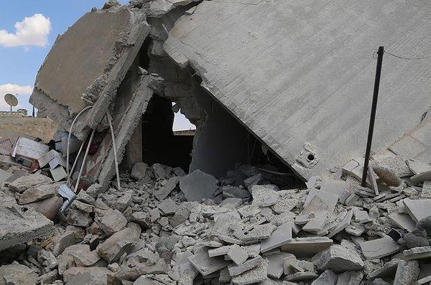 Halep'e varil bombalı saldırı: 7 ölü, 32 yaralı