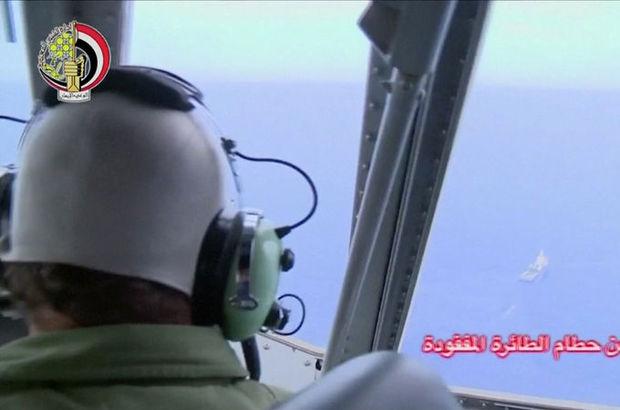 Akdeniz'e düşen Mısır uçağının kara kutusu bulunması için Fransa savaş gemisi gönderdi