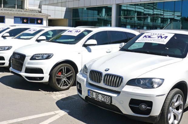 Ankara Başsavcılığı lüks otomobille ithalat vurgununu ortaya çıkardı