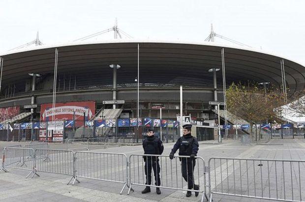 EURO 2016 terör 5 kişilik koruma