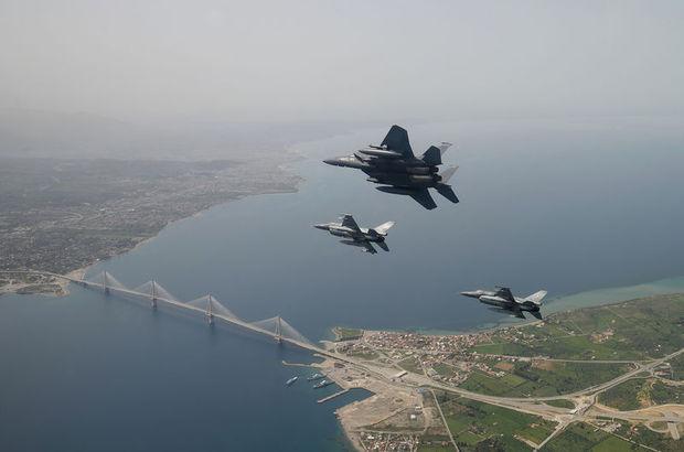 Akdeniz'de ABD'li pilot uyuyakalınca büyük bir faciadan dönüldü