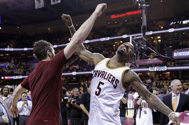 Cavaliers üst üste 10. kez kazandı