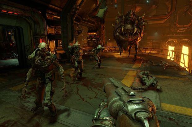 Doom geri döndü