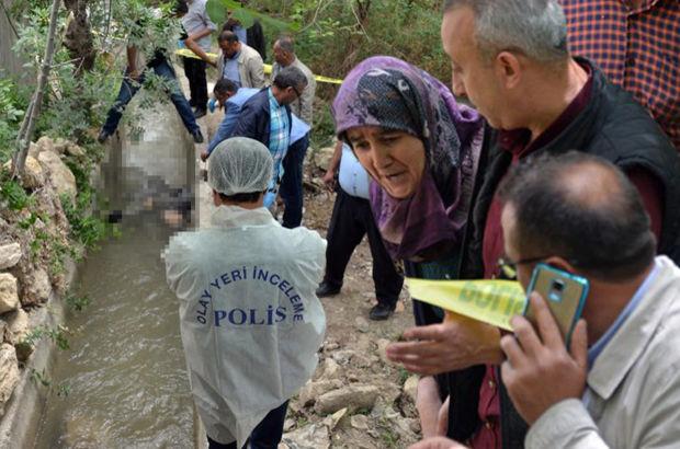 Konya'da bahçesini sulamak isteyen Mustafa Altun öldü