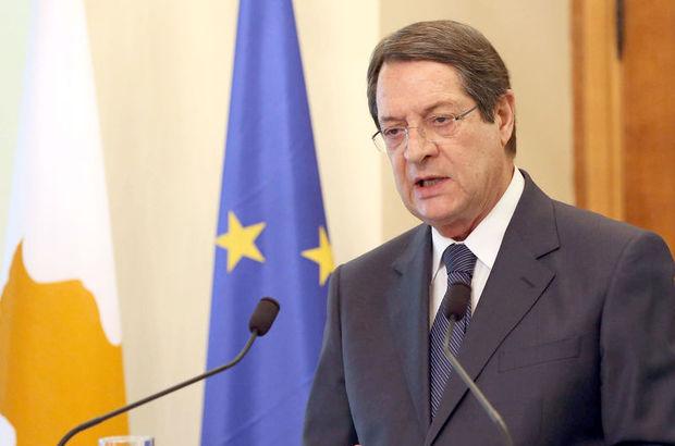 Güney Kıbrıs Rum Yönetimi Başkanı Nikos Anastasiadis İstanbul'a gelecek