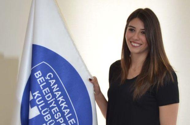 Ceren Kestirengöz Çanakkale Belediyespor'da kaldı