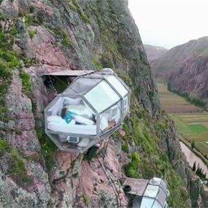 Ölmeden önce görmeniz gereken ilginç oteller!