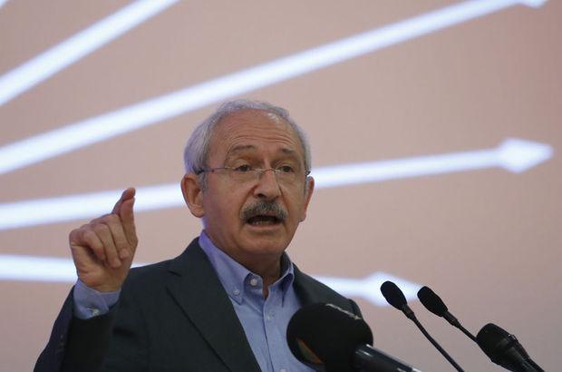 CHP Lideri Kemal Kılıçdaroğlu'ndan HDP çıkışı