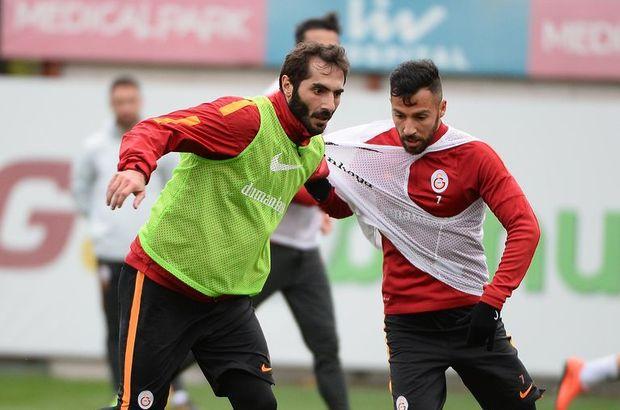 Hamit Altıntop derbide son kez Galatasaray forması giymek istiyor