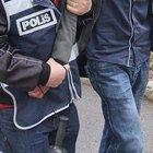 İzmir merkezli FETÖ/PDY operasyonunda 5 tutuklama