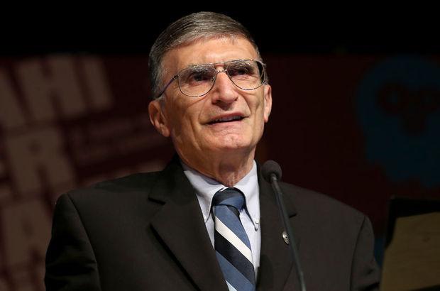Aziz Sancar: Başarılı olmak Nobel almak değildir