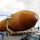 NASA'nın dev tankerine büyük ilgi