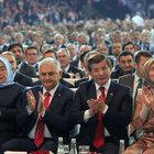 Binali Yıldırım AK Parti'nin 3'üncü genel başkanı oldu