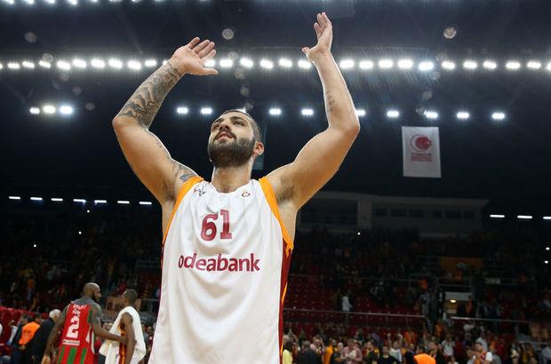 Galatasaray Odeabank: 77 - Pınar Karşıyaka: 62