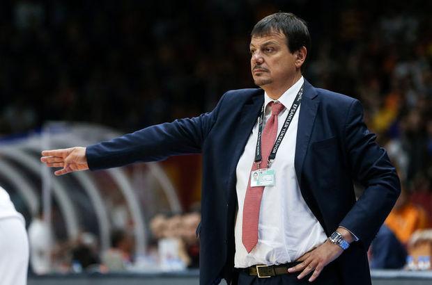 Galatasaray Odeabank Başantrenörü Ergin Ataman: Fenerbahçe Avrupa'nın en iyi takımı
