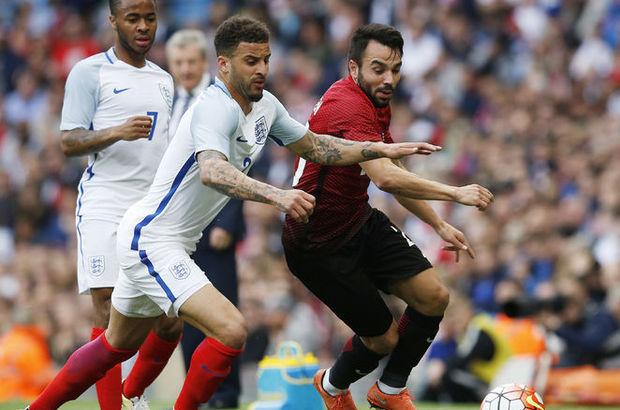 Yeni futbol kuralları ilk kez İngiltere-Türkiye maçında uygulanıyor