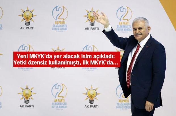 Ahmet Davutoğlu'nun devrettiği o yetki Binali Yıldırım'a verilecek mi?
