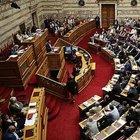 Yunanistan'da 'vergi yağmuru' mecliste onaylandı