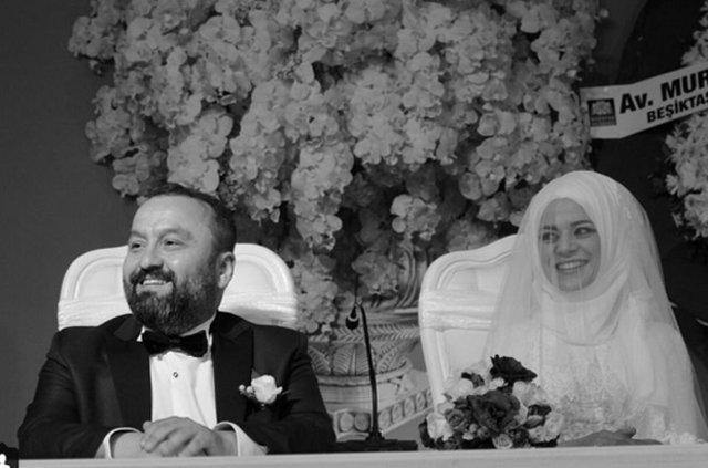 Erdem Baş ile Selvet Su Deniz evlendi