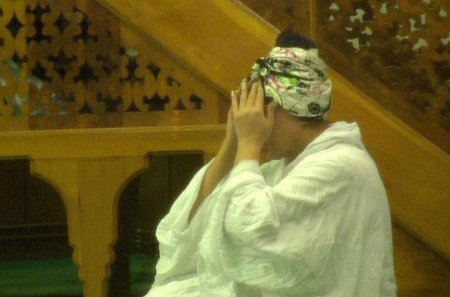 Bülent Ersoy, Oya Aydoğan için dua okuttu