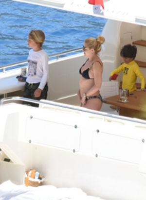Çocuklarla tekne keyfi