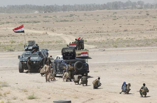 Irak, Felluce'yi DAEŞ'ten geri almak için operasyon başlattı