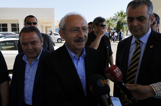 CHP lideri Kemal Kılıçdaroğlu'ndan yeni hükümet açıklaması