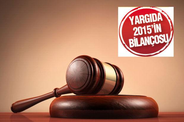 Türkiye'de 6 kişiden 1'i mahkemelik