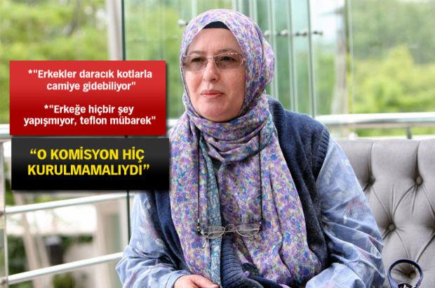 Feminist aktivist Berrin Sönmez Habertürk'e konuştu!