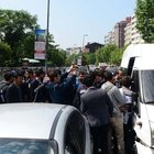 Şişli'de zirve protestosu: 12 gözaltı