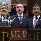 AK Partili yıllar:14 yıl, 7 hükümet, 92 bakan