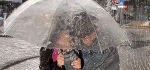 Meteoroloji'den 'yıldırım' ve 'dolu yağışı' uyarısı