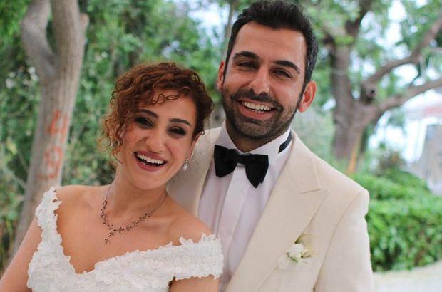 Derya Karadaş ile Haki Biçici evlendi