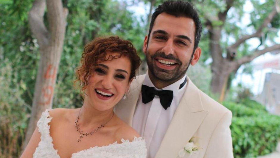 Derya Karadaş Ile Haki Biçici Evlendi Magazin Haberleri
