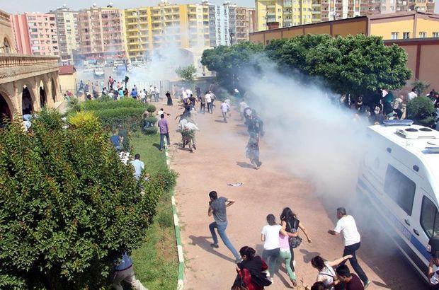Selahattin Demirtaş ve Figen Yüksekdağ Kızıltepe'de mahsur kaldı