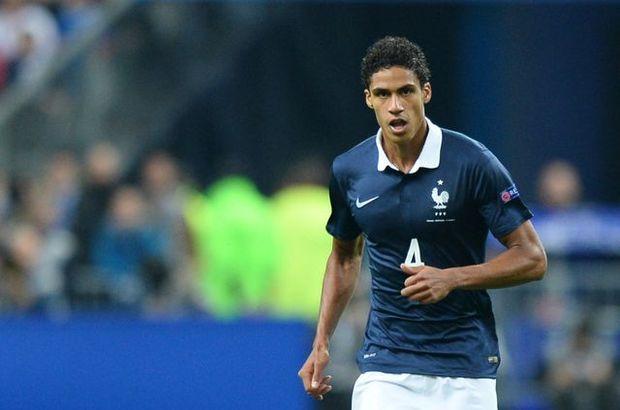 Fransa'nın EURO 2016 kadrosuna sakatlanan Varane yerine Rami çağırıldı