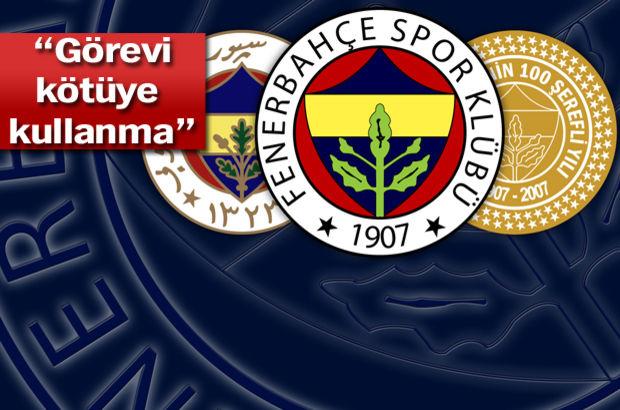 Fenerbahçe'den lisans skandalı sonrası kamu davası