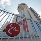 Kayseri'nin 3 ilçesinde MHP teşkilatı kapatıldı