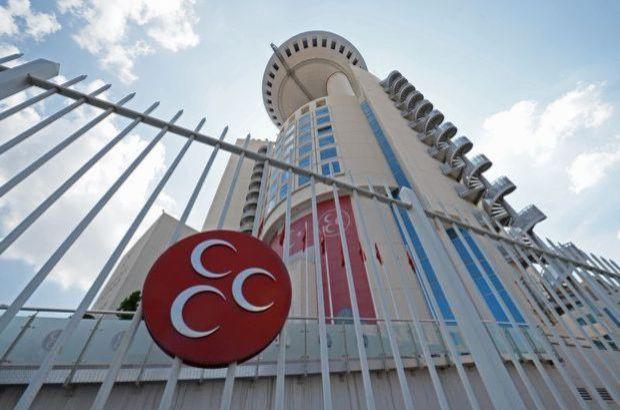 MHP Türkeş'in ilçesinde teşkilatı kapattı