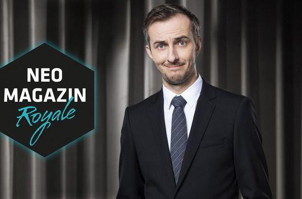 Alman komedyen Jan Böhmermann ceza alabilir