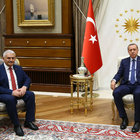 Binali Yıldırım yeni kabine listesini Erdoğan'a sunacak!