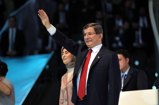 Ahmet Davutoğlu'nun son imzası Maarif Vakfı'na