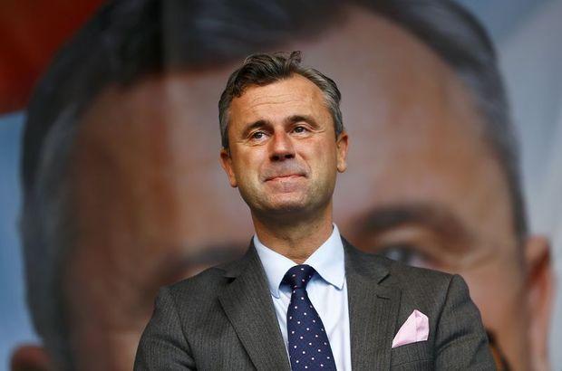 Avusturya'da aşırı sağcı Hofer, seçimi kıl payı kaybetti