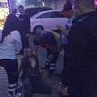 İstanbul Bahçelievler'de adam kaçırma iddiası