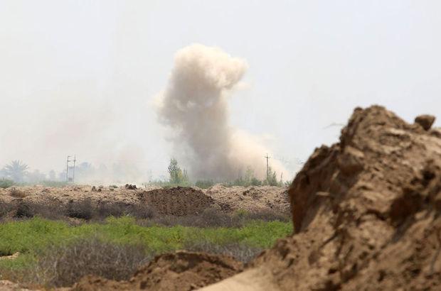 Felluce'ye bombardıman düzenlendi: 9 sivil öldü, 23 sivil yaralandı