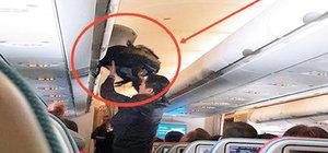 Hırsız yolcular uçaklara musallat oldu