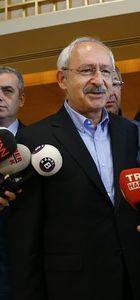 CHP Parti Meclisi'nden 5 maddelik bildiri