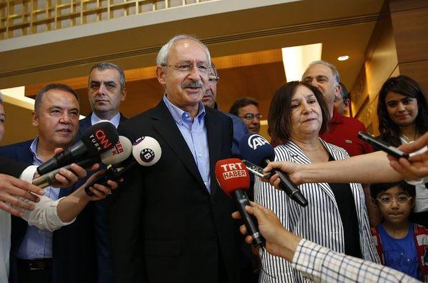 CHP Parti Meclisi 5 maddelik bildiri yayınladı