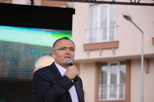 Yeni Maliye Bakanı Naci Ağbal kimdir?